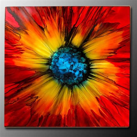 contemporary painting ideas 25 best ideas about bright abstract art on pinterest