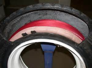 Do Car Tires Use Inner Tubeless Tyre Structure Images