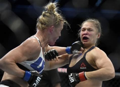 who won ufc 193 last night ronda rousey vs holly holm it looks like ronda rousey will be given an immediate