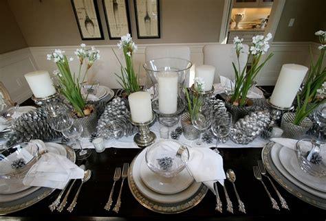 elagant christmas table tops in white theme top centerpiece ideas for this celebration all about