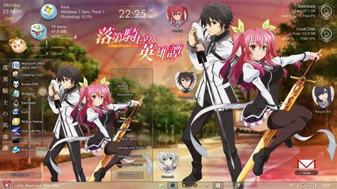 rakudai kishi no cavalry rakudai kishi no cavalry chapter 43