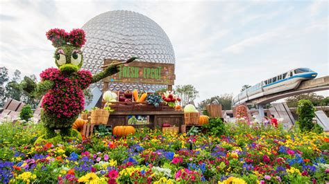 disney flower and garden festival menus for the 2017 epcot flower and garden festival wdw