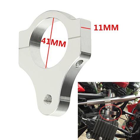 Motorrad Gabel Aluminium by 41mm Aluminium Lenkungsd 228 Mpfer Halterung Gabel Klemmer