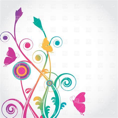 Easy Plants Clip Art Pattern Wallpaper Clipart