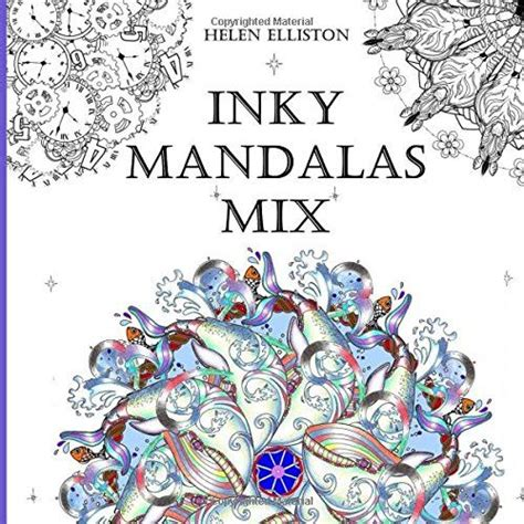 inky mandalas mix themed 1519622503 114 best books images on coloring books coloring pages and vintage coloring books