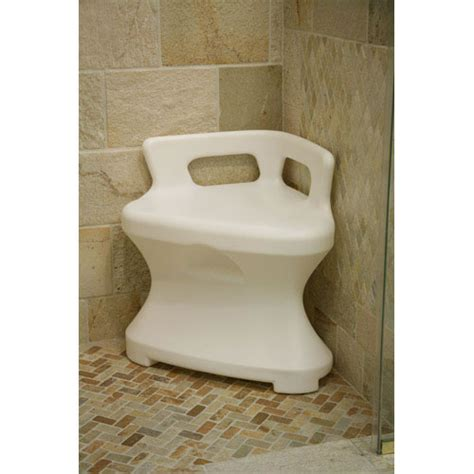 Shower Stall With Seat by Corner Shower Seat Bath Safety Shower Seat