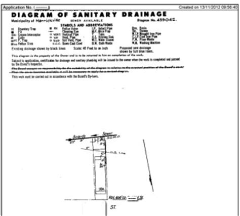 sydney water drainage diagram the tale of one thousand and one wipes and a blocked drain