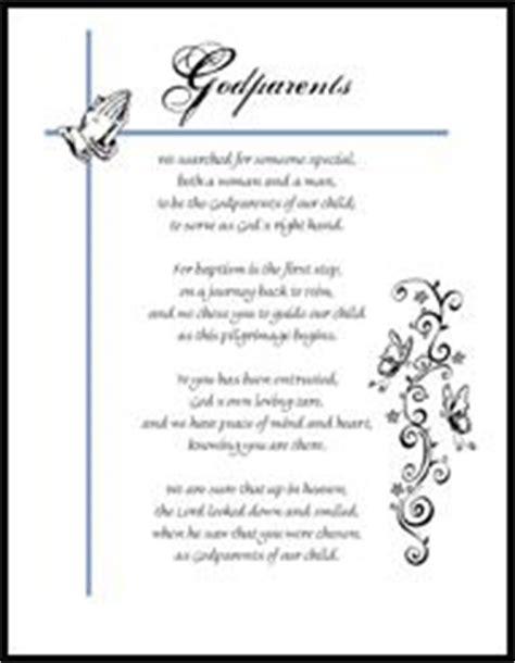 Confirmation Letter To Godchild Godparent Poem For Ninos Godchild Godmother