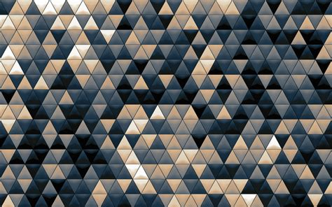 triangle pattern wall triangle full hd wallpaper and background 1920x1200 id