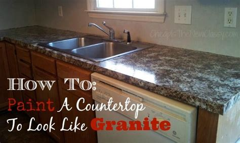 How To Paint A Countertop To Look Like Granite by Giani Granite Makes It Easy To Paint Countertops To Look