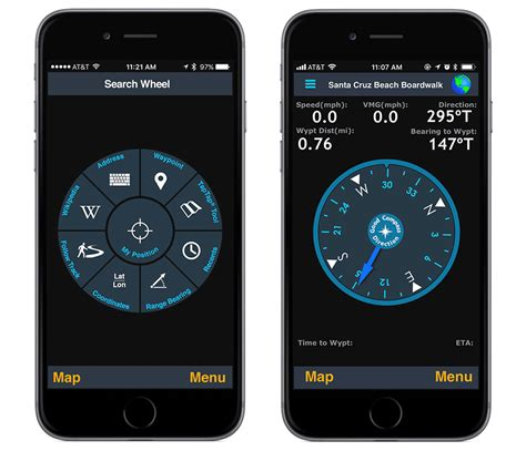 Iphone Gps Motionx Gps For Iphone Overview Motionx