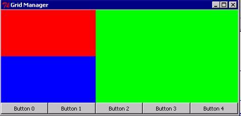 tkinter layout manager grid tkinter python multiple frames with grid manager