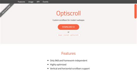 div scrollbar css html css scrollbar phpsourcecode net