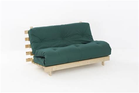 sofa bed with thick mattress double 4ft premium luxury futon wooden sofa bed extra