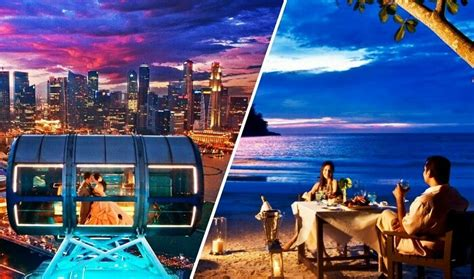singapore  malaysia honeymoon whats  pick