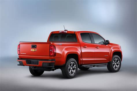 chevy colorado 2016 chevrolet colorado diesel unveiled gm authority