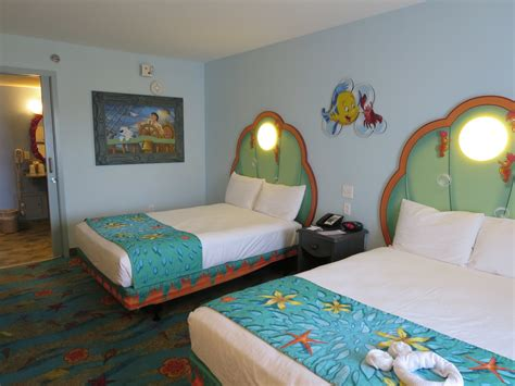mermaid room of animation the mermaid rooms of the of animation resort imaginations vacations by katherine