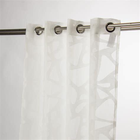 ausbrenner gardinen 214 senschal halb transparent ausbrenner wollwei 223 140x245cm