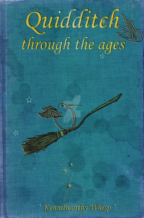 through the books quidditch through the ages by lost in hogwarts on deviantart
