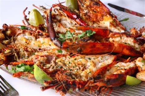 Homard Grille by Homard Grill 233 Au Barbecue Signesetsens