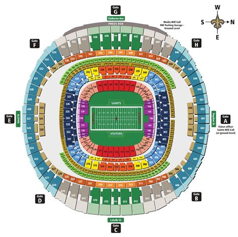 dolphin stadium seating chart 3d nfl stadium seating charts stadiums of pro football