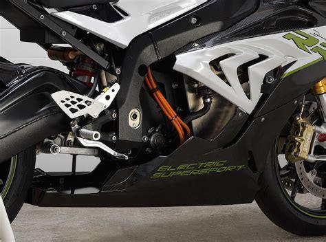 Motorrad Supersport by Bmw Err Supersport Mit Elektroantrieb Motorrad Fotos
