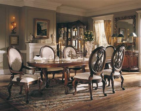 81 Jessica Mcclintock Dining Room Set American Drew Mcclintock Dining Room Furniture