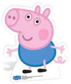 cut out character template details about peppa pig character lifesize cardboard