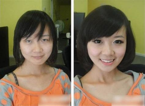 Amazing Light the art of makeup in china