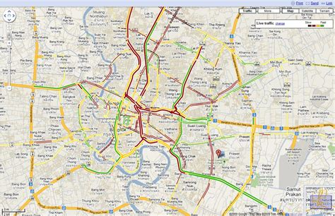 maps live preview bangkok traffic live on maps thoughts