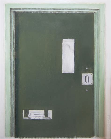 Cell Door by Antonio Guerrero Show