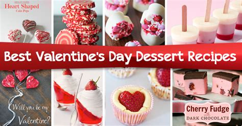 the most popular s day dessert recipes that are