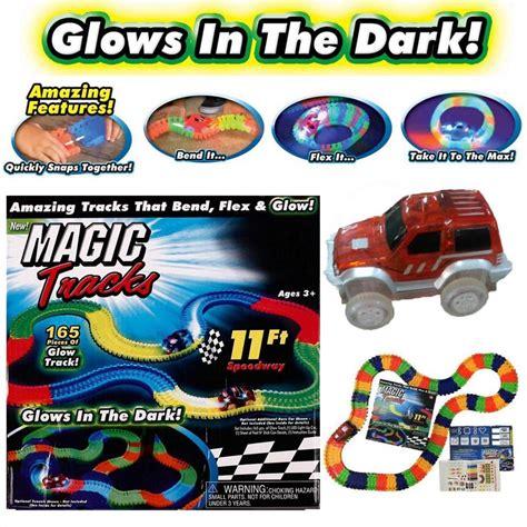 Promo Magic Tracks Track Mobil Glows In The 165 Pcs Mainan Anak Magic Tracks Bend Flex And Glow Racet End 2 6 2018 1 45 Pm