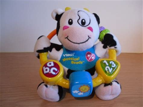 vtech moosical vtech moosical musical cow baby lights sounds ebay