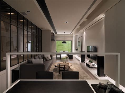 a multilevel contemporary apartment by wch studio 4 a multilevel contemporary apartment by wch design studio