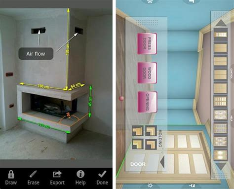 interior design apps inhabit ideas