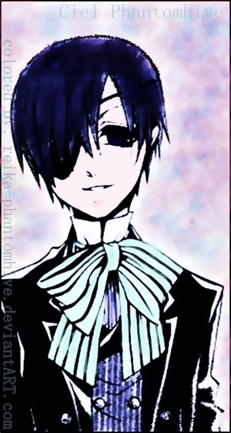 ciel color color ciel phantomhive by reika phantomhive on