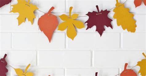 decoracion otoño infantil decoraci 243 n de oto 241 o guirnalda de oto 241 o educaci 243 n