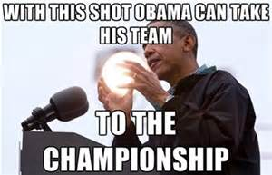 Epic Meme - epic obama photo from iowa rally is now an internet meme
