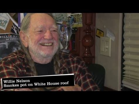 willie nelson smoking pot willie nelson i rolled joint at white house youtube