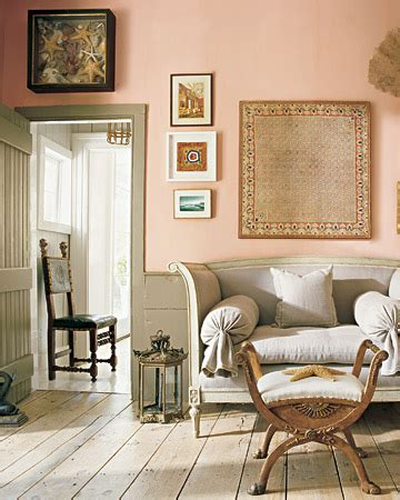 martha stewart living rooms how design colors the mind drunk tank pink