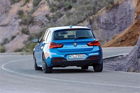 it series 1 world premiere bmw 1 series facelift and new editions