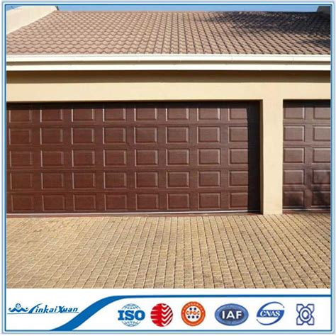 Chocolate Garage by Chocolate Color Beautiful Design Garage Panel With Ce