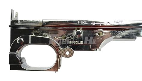 Sk Ii Big Pouch 2 king arms m1928 silver conversion kit silver airsoft