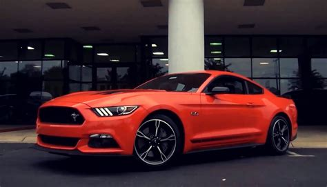 mustang packages ford mustang gt california package