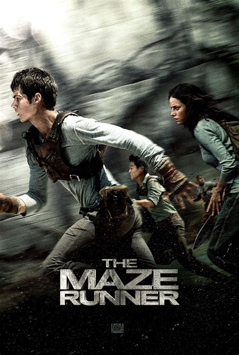 buch zum film maze runner the maze runner film images the maze runner poster hd