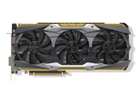 Zotac Geforce Gtx 1080 Ti 11gb Ddr5x Mini Terjamin zotac geforce 174 gtx 1080 ti zotac