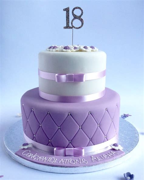Quilted Cake by 2 Tier Quilted Elegance S Cakes