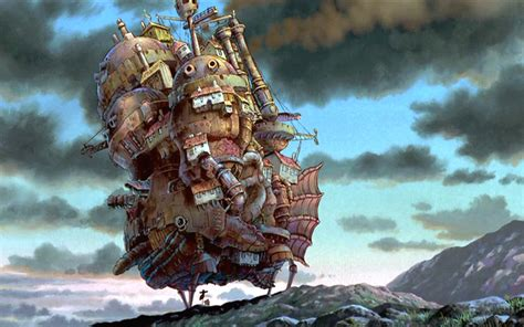 the of howl s moving castle howl s moving castle by d tailor on deviantart