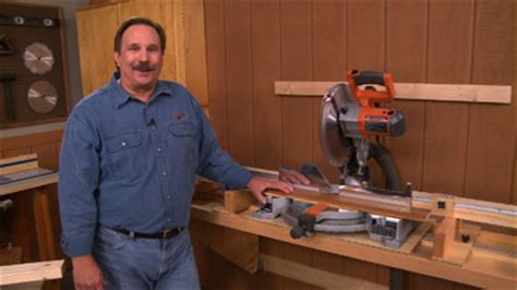portable miter  station woodworking project